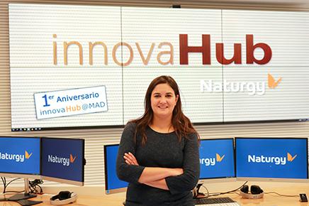 Entrevista a Alezeia González García, Innovación en Digitalización y Operación Avanzada de Naturgy