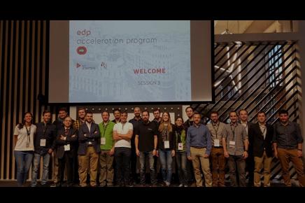 EDP lanza la segunda edición de su programa de aceleración de startups en España