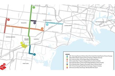 Ferrovial seleccionada para la mejora de la red viaria al oeste de Melbourne por más de 1.150 millones de euros