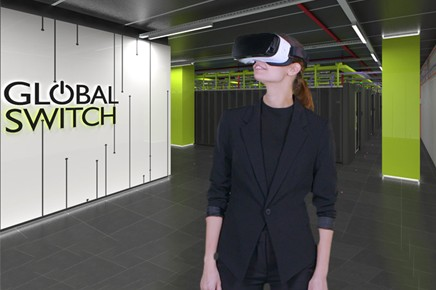 Global Switch presenta su nuevo proyecto de Data Center con realidad virtual de la mano de GESAB