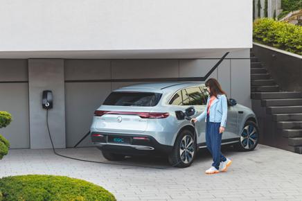Mercedes-Benz se convierte en partner de ENGIE y EVBox en BeNeLux para electrificar su flota