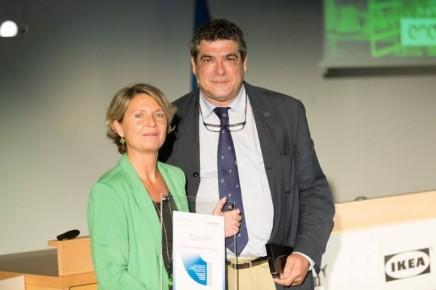 Endesa premia la sostenibilidad y eficiencia energética de un colegio de Málaga