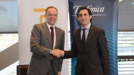 Ferrovial selecciona a Telefónica como proveedor de comunicaciones durante los próximos cinco años