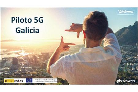 Se pone en marcha el proyecto piloto 5G en Galicia impulsado por Red.es