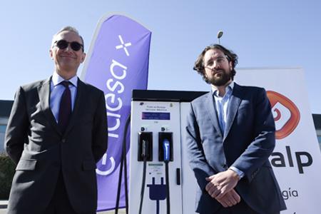 Endesa X y Consum se unen para la recarga de coches eléctricos