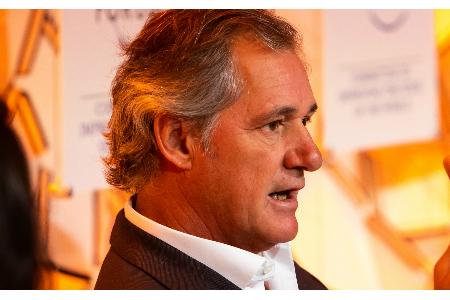 José Manuel Entrecanales pide modelos sostenibles para garantizar el acceso a energía limpia en zonas desfavorecidas en Davos 2020