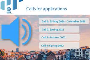 ¡European City Facility anuncia la primera convocatoria de propuestas para una audiencia de más de 1000 personas!