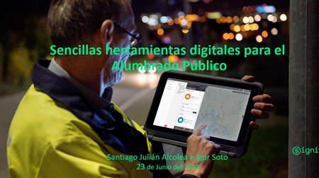 Webinar Signify: Sencillas Herramientas Digitales para el Alumbrado Público