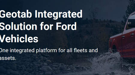 Geotab y Ford amplían su oferta de telemática integrada en Europa