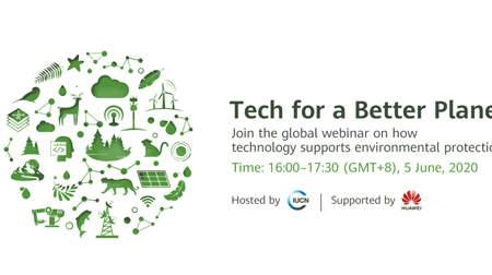 Webinar Huawei «Tech for a Better Plant» celebrado el pasado 5 de junio