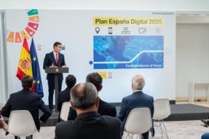 Sánchez presenta la Agenda España Digital 2025, que movilizará una inversión pública y privada de 70.000 millones de euros en el periodo 2020-2022