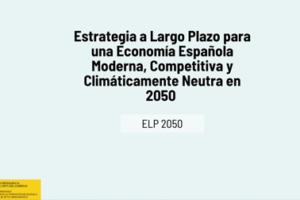 Oportunidades de modernización económica asociadas a lograr la neutralidad de emisiones en 2050