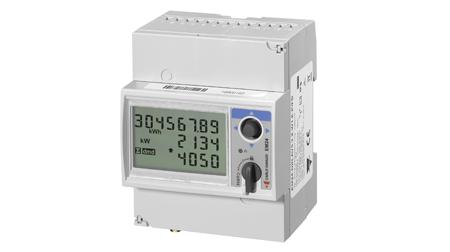 Carlo Gavazzi: EM24 W1: El único analizador de energía con comunicación inalámbrica M-BUS del mercado