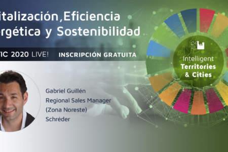 Iluminación conectada: Impulsando a las ciudades hacia un modelo más eficiente y sostenible
