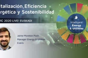 INTELLIGENT ENERGY & UTILITIES: El papel de los Fondos Europeos de Reconstrucción