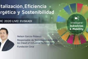 La eficiencia energética en la Industria 4.0 y los materiales inteligentes