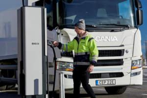 Scania, el Grupo EVBox y Engie unen sus fuerzas para acelerar el desarrollo de soluciones de transporte de camiones y autobuses eléctricos en Europa