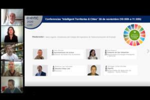 Mesa Redonda «Intelligent Territories & Cities» Euskadi
