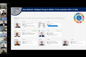 Mesa Redonda «Intelligent Energy & Utilities» Madrid