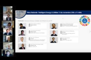 Mesa Redonda «Intelligent Energy & Utilities» Andalucía
