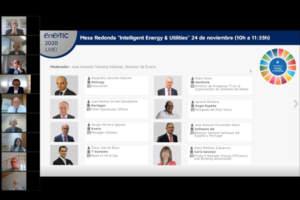 Mesa Redonda «Intelligent Energy & Utilities» Euskadi
