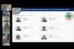 Mesa Redonda «Intelligent Industries & Mobility» Euskadi