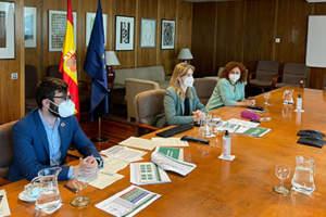 Sara Aagesen informa a las cinco organizaciones ambientales de ámbito estatal sobre los avances en el Plan de Recuperación