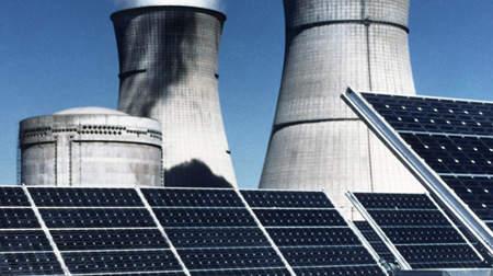 Una Central Nuclear sobre el tejado