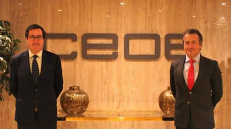 Ibermática se adhiere a la CEOE para apoyar el impulso de la digitalización del tejido empresarial