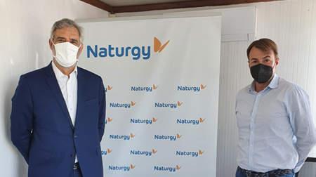 Naturgy estudiará con Transnugon proyectos de hidrógeno renovable para movilidad en sus instalaciones