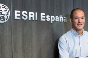 Entrevista a Juan Herranz Lama, Industry Manager Executive de Telecom and Utilities de Esri España