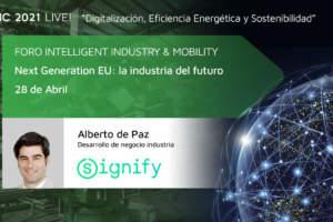 El poder de la luz en la Industria del futuro