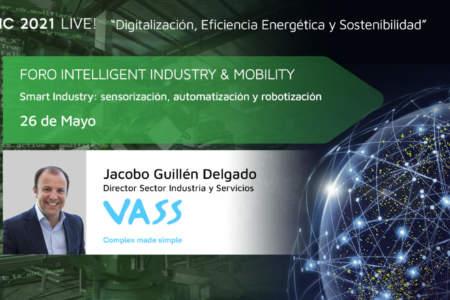 Eficiencia operativa en entornos de la industria 4.0