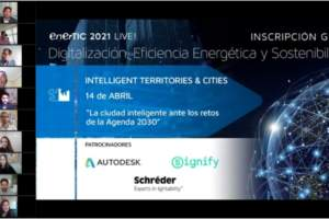 Mesa Redonda Foro Intelligent Territories & Cities: la ciudad inteligente ante los retos de la agenda 2030