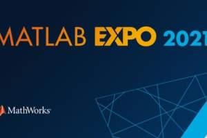 !No te pierdas MATLAB EXPO 2021! el 4 y 5 de mayo