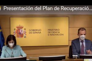 El Ministerio de Ciencia e Innovación presenta reformas e inversiones por 3.380 millones de euros para impulsar la I+D+I española