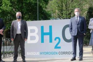 Medio Ambiente se une al Corredor Vasco de Hidrógeno con un proyecto de transformación de biogás en hidrógeno verde