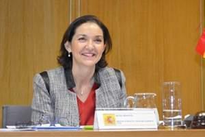María Reyes Maroto Illera, Ministra de Industria, Turismo y Comercio