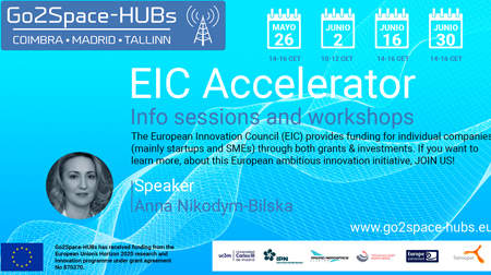 EIC Accelerator info sessions and workshops