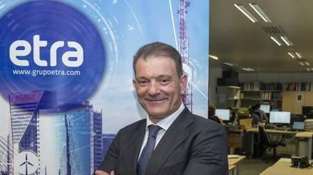 Entrevista a Jesús Manzano del Pozo, CEO de Grupo ETRA