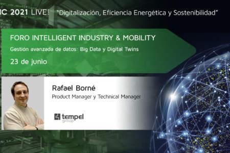Ciberseguridad Industrial: Que el Big Data no pare