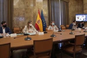 Ribera detalla a las comunidades los avances del Plan de Recuperación y las nuevas actuaciones por valor de 650 millones para facilitar el despliegue e integración de renovables