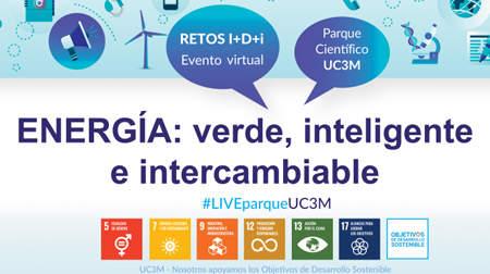 UC3M: Energía: verde, inteligente e intercambiable