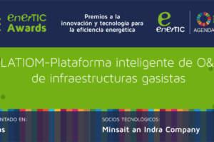 PLATIOM-Plataforma inteligente de O&M de infraestructuras gasistas