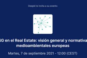 ESG en el Real Estate: visión general y normativas medioambientales europeas