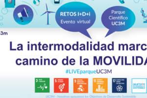 Webinar UC3M: La intermodalidad marca el camino de la movilidad