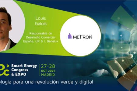 METRON eficiencia energética industrial